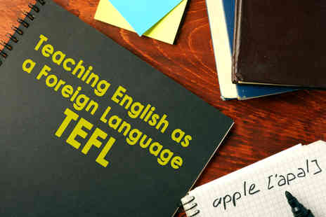 Manchester School of Languages - 180 hour online TEFL course with a teachers pack - Save 97%