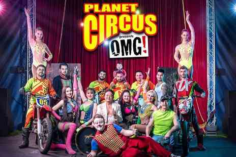 The Extreme Stunt Show - One grandstand ticket to see Planet Circus - Save 50%