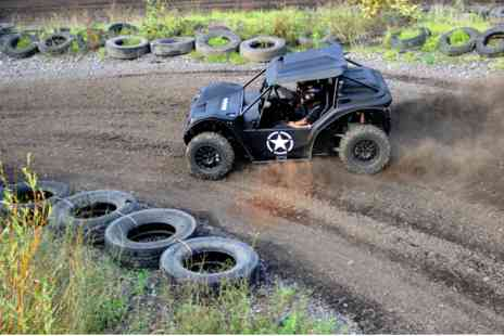 Virgin Experience Days - Full Day Ultimate High Performance Off Road Buggy Experience with Drive Revolution - Save 0%