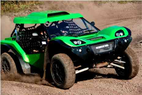 Virgin Experience Days - Introductory High Performance Off Road Buggy Experience with Drive Revolution - Save 0%