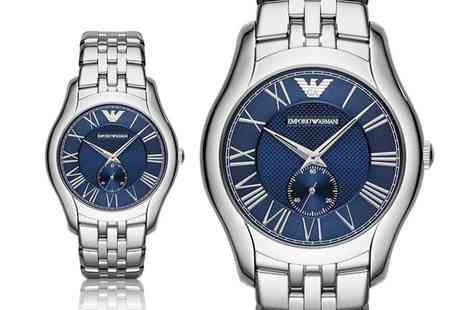 Ticara Watches - Emporio Armani AR1789 mens watch - Save 62%