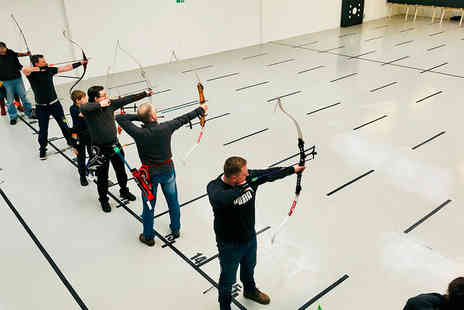Indoor Archery - One hour indoor archery session for one - Save 33%