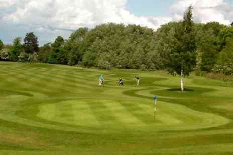 Newbattle Golf Club - 18 Holes of Golf for Up to Four - Save 28%