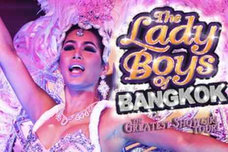 The Ladyboys of Bangkok - One premium Thai experience ticket from 10th September To 3rd October  - Save 41%