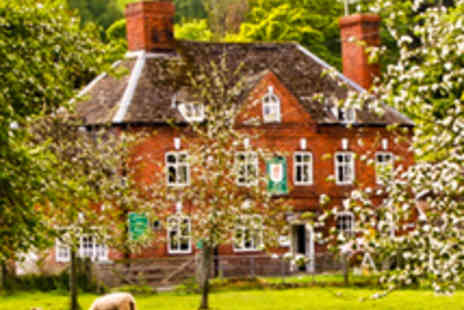 The Red Lion Hotel - 2 Night Herefordshire Stay - Save 51%