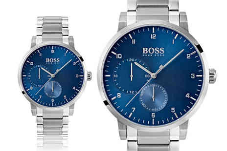 Best Watch Company - Hugo Boss HB1513597 mens watch - Save 60%