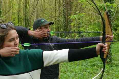 Wilderfox - South Devon Archery Experience - Save 0%