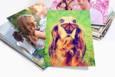 Printerpix - Up to 400 Personalised 6 Inch x 4 Inch Photo Prints - Save 81%