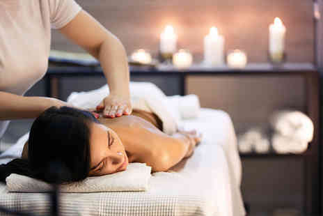 Elite Beauty Clinic - One hour massage and facial package - Save 58%