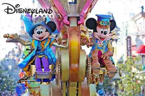 Coach Innovations - Return day coach trip to Disneyland Paris - Save 20%