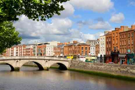 Via Holiday - 2 or 3 Nights Stay at a Choice of Hotels with Flights and Guinness Storehouse Tour - Save 0%