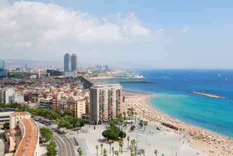 Via Holiday - Four Star 2 To 4 Nights Stay at the Senator Spa Barcelona Hotel with Return Flights - Save 0%