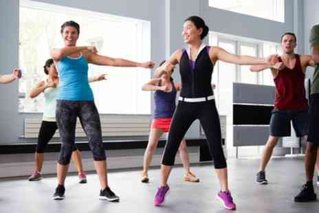 YAYBa Zumba Classes - Up to Ten Zumba Classes - Save 18%