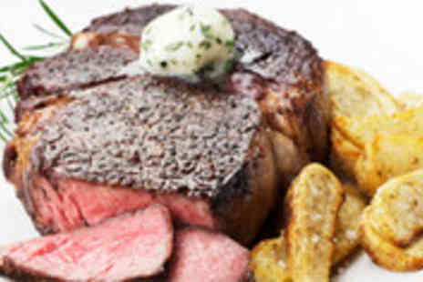 The Village Inn - Three course meal - Save 50%