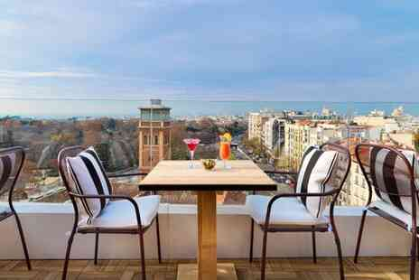 H10 Puerta de Alcala - Four Star Fantastic City Centre Location in Glamorous District for two - Save 69%