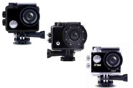 Groupon Goods Global GmbH - HD, Full HD or 4K UHD Action Camera - Save 0%