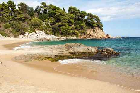 Augusta Club Hotel & Spa - Four Star Adults Only Spa Break in Lloret de Mar for two - Save 77%