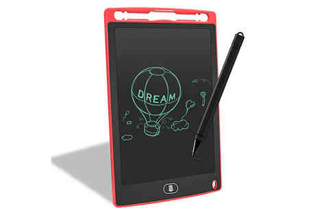 Impress Gadgets - 8.5 Inch Digital Drawing and Writing Tablet Choose from 2 Colours - Save 89%