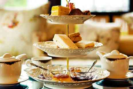 Barmouth Sands Hotel - Afternoon tea for 2 with sea views - Save 53%
