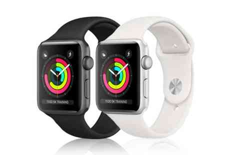 ugoagogo - Apple Watch Series 3 or Apple Watch and screen protector choose from two sizes - Save 32%