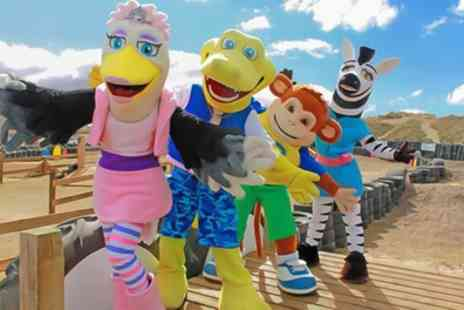 Pontins - 3 or 4 Nights Family Entertainment Break for Up to 6 - Save 0%