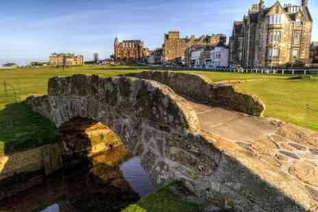 Lothian Motorcoaches - St Andrews, Dundee And A Taste of Fife - Save 0%