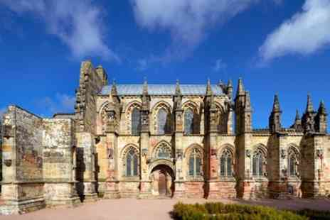 Lothian Motorcoaches - Rosslyn Chapel And The Scottish Borders - Save 0%