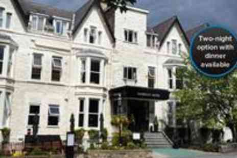 The Kimberley Hotel - One night Yorkshire escape for two with breakfast and a welcome bottle the perfect spa town break - Save 0%