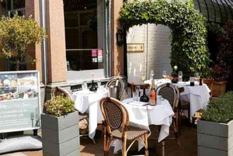 Le Salon Prive - Two Course Sunday Lunch with Glass of Bubbly for Two or Four - Save 45%
