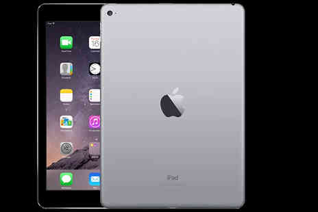 Tech Market - Apple iPad Air 2 with 2GB RAM, 16GB HDD and Tablet Case - Save 60%