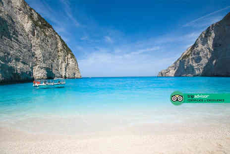 Broadway Travel - Four Star Escape with a 5, 7, 10 or 14 nights all inclusive getaway to Zante Now with the ability to choose your own flight - Save 0%