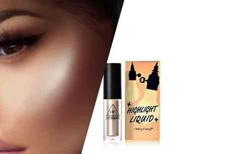 GetGorgeous - Chrome highlighter liquid - Save 72%