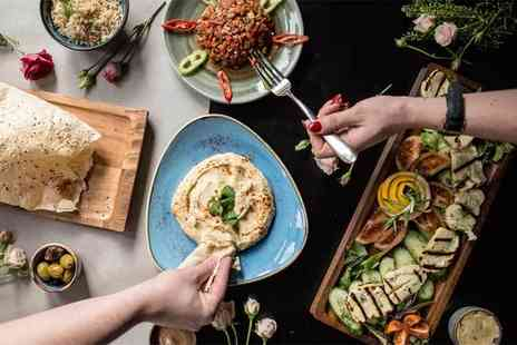 House of Kai - Lunch for two people with a side and cocktail each - Save 72%