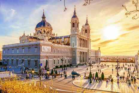 Bargain Late Holidays - Two nights Madrid, Spain city break with return flights - Save 24%
