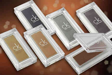 Avant Garde - Pack of three Calvin Klein intense mono eyeshadows - Save 80%
