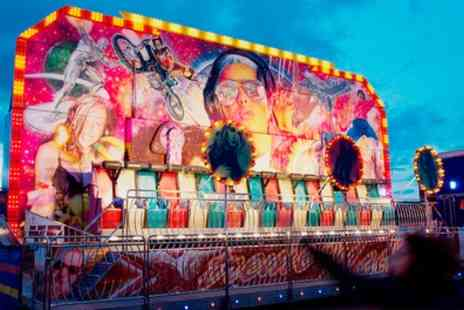 Knightlys Funfair - All Day Entry for Up to Eight - Save 36%