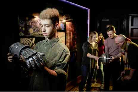 Virgin Experience Days - Doctor Who Worlds Collide The Live Escape Game for Four with Escape Hunt - Save 0%