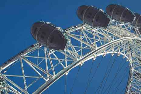 Encore Tickets - Coca Cola London Eye Staggering 360 Degree Views Of The Capital - Save 0%
