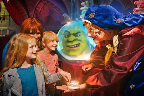 Encore Tickets - Shreks Adventure London Interactive Fun with your Favourite Characters - Save 0%