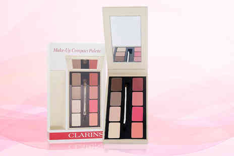 Wowcher Direct - Clarins make-up compact palette - Save 39%