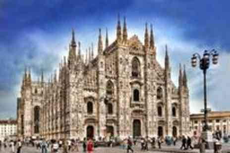 easyJet Holidays -Two night break in Milan, including accommodation and breakfast - Save 40%