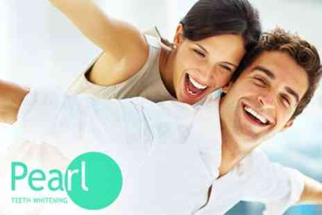 Pearl National Teeth Whitening - One Hour Teeth Whitening - Save 77%