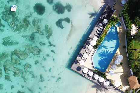 Away Holidays - Deluxe beachfront escape with flights and spa - Save 0%