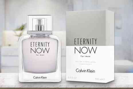 Wowcher Direct - 100ml bottle of Calvin Klein Eternity Now eau de parfum - Save 53%