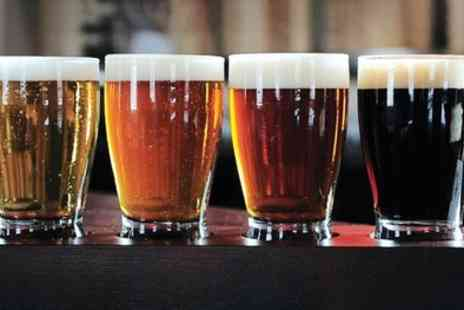 Beer Heroes - Two Hour Beer Tasting Experience for One, Two or Four - Save 0%
