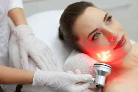 Beauty Lounge - Dermaplaning, Chemical Peel and Led Light Treatment Package - Save 76%