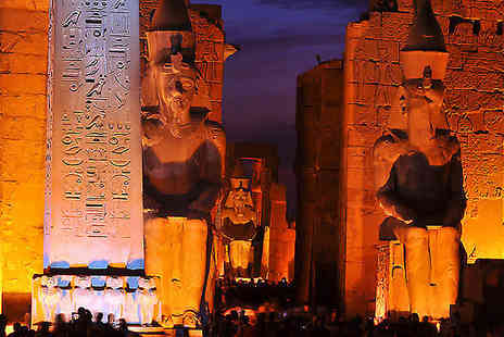 Worldwide Tours and Travel - Five Star Seven Nights All Inclusive Stay Plus Seven Nights Nile Cruise - Save 0%