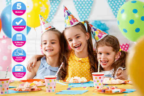 Trendimi - Accredited kids party planning course - Save 0%
