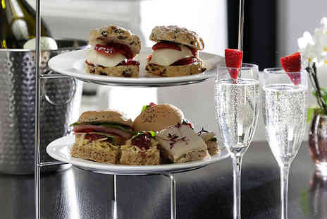 The Richmond Hotel - Traditional afternoon tea for two - Save 50%