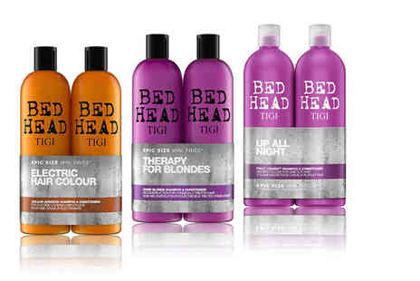 Beauty Magasin - Tigi shampoo and conditioner duo set - Save 32%